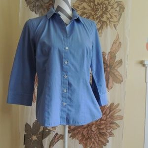 3 for $25 EUC 3/4 Sleeve Button Down Blouse